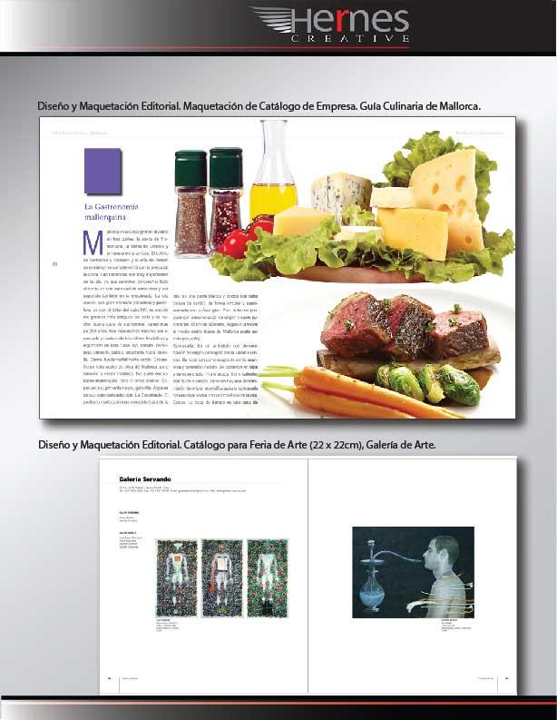 Diseño Editorial, Diseño y Maquetación