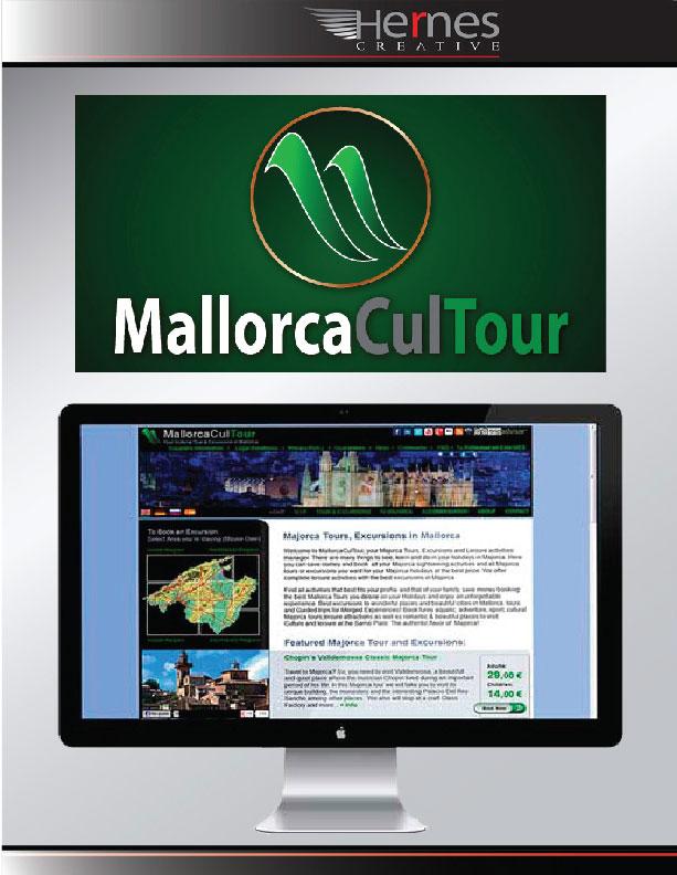 Marketing Online-SMM, Página Web