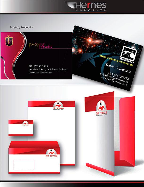 Diseño de Logo en Presentación-Portfolio