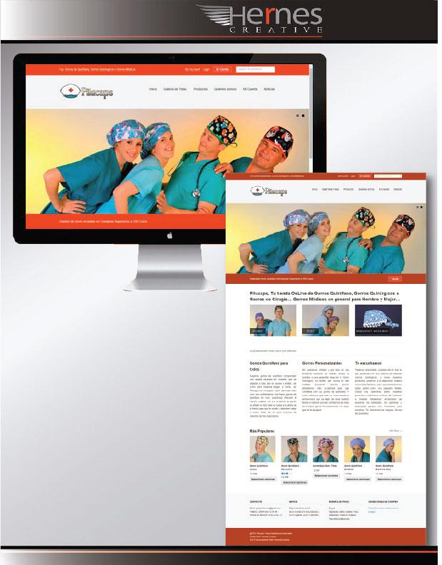 Posicionamiento de Página Web-SEO