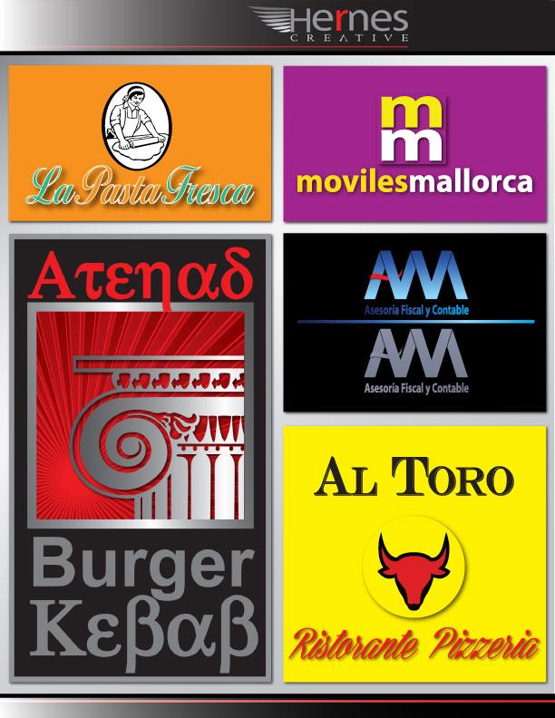 Diseño y Creación de Logotipo o creación de isotipo para Marcas Comerciales