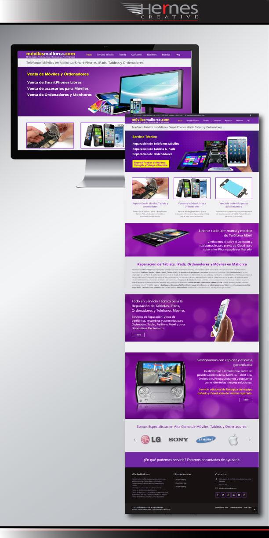 Crear Diseñar Sitio Web para Empresa con Posicionamiento WEB Natural Orgánico